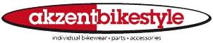 akzent bikestyle Radbekleidung-Logo